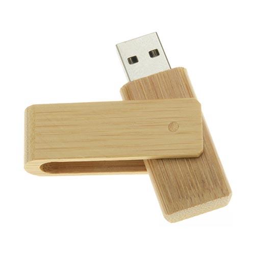 Pendrive Madera 16 GB